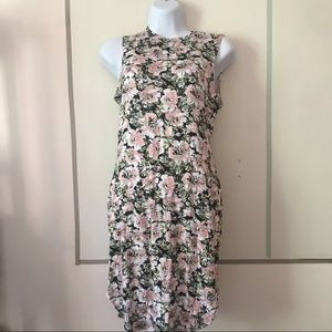 NEW Forever 21 Floral Knit Dress size M